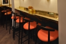 ... starting with this four-person bar on the right...