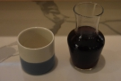 I started off with a pour-over of the naturally-processed Taiwanese Gesha...