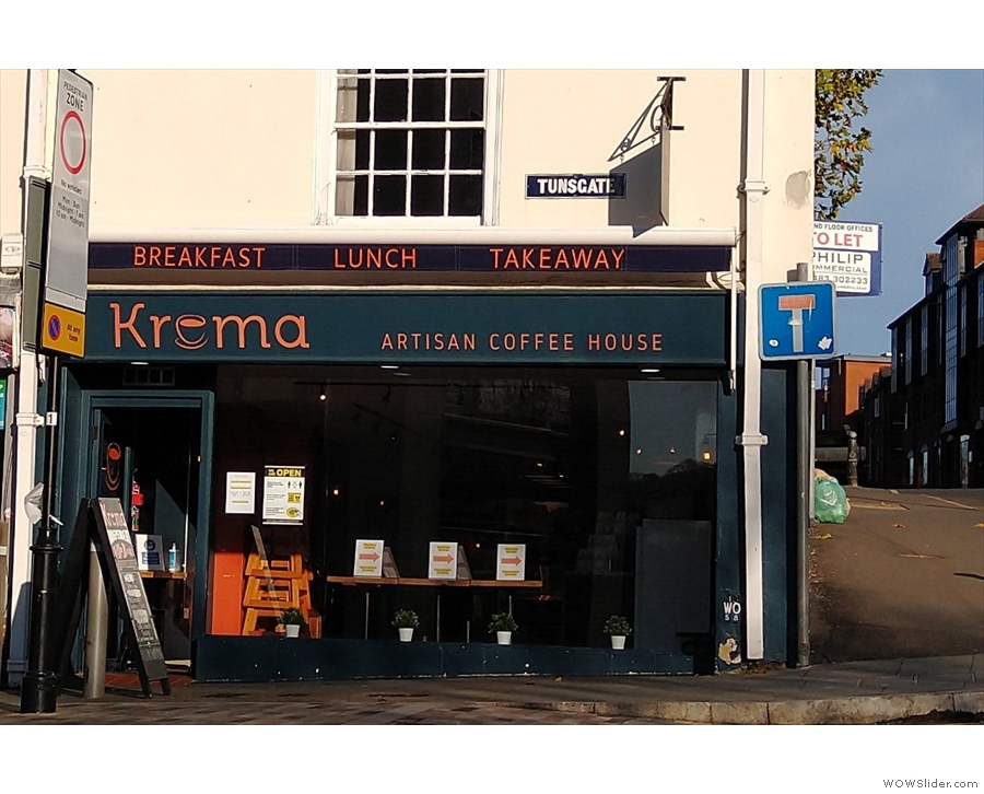 Now the restrictions are back and both Krema...