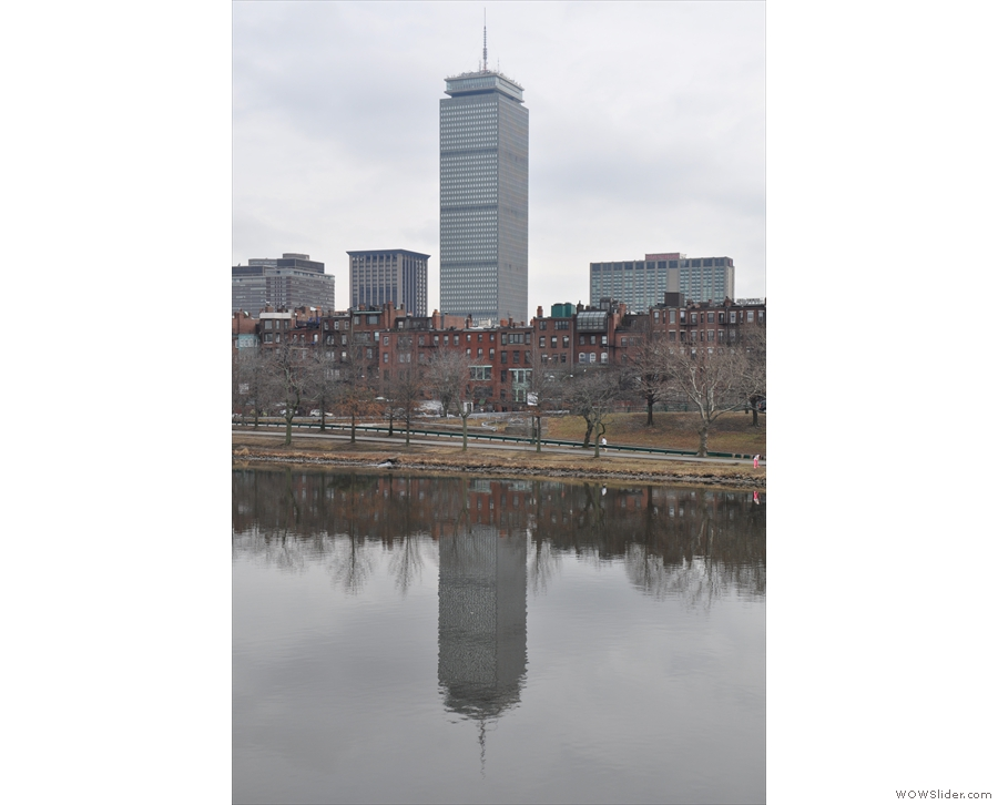 ... Boston's 2nd tallest building, the Prudential Tower. Remarkably it's kept its name for...