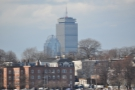 ... and our old friends the Prudential Tower...