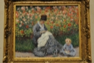 This one, Madame Monet and Child, by Claude Monet, is probably my favourite.