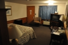 We based ourselves in a motel in Danvers, northeast of Boston. One thing about motels...