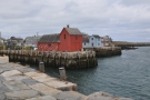 Our first day trip started at Rockport, with perhaps its most famous building...