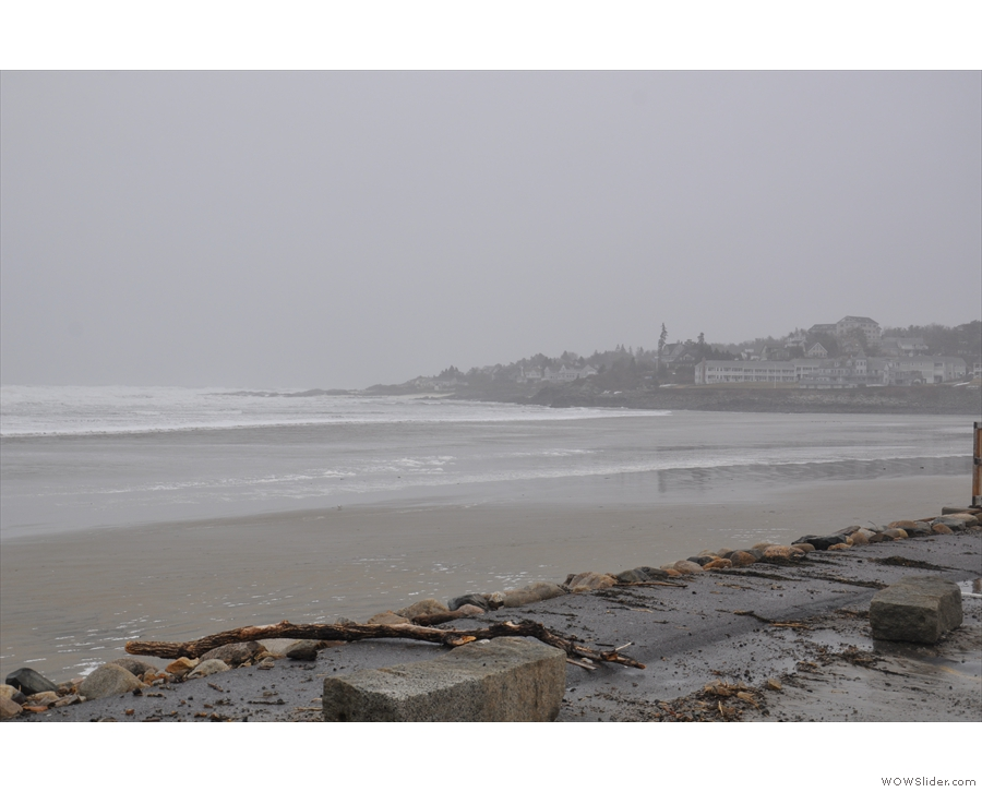 Our third day saw us heading north along the coast. First stop, Ogunquit Beach on a...