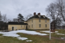 ... where the Lexington Mililita gathered on April 19th, 1775.