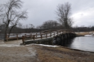 From there, we went to Concord, home of the North Bridge (reconstructed) with...