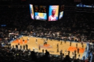 That evening, I was back in the area to visit Madison Square Garden.