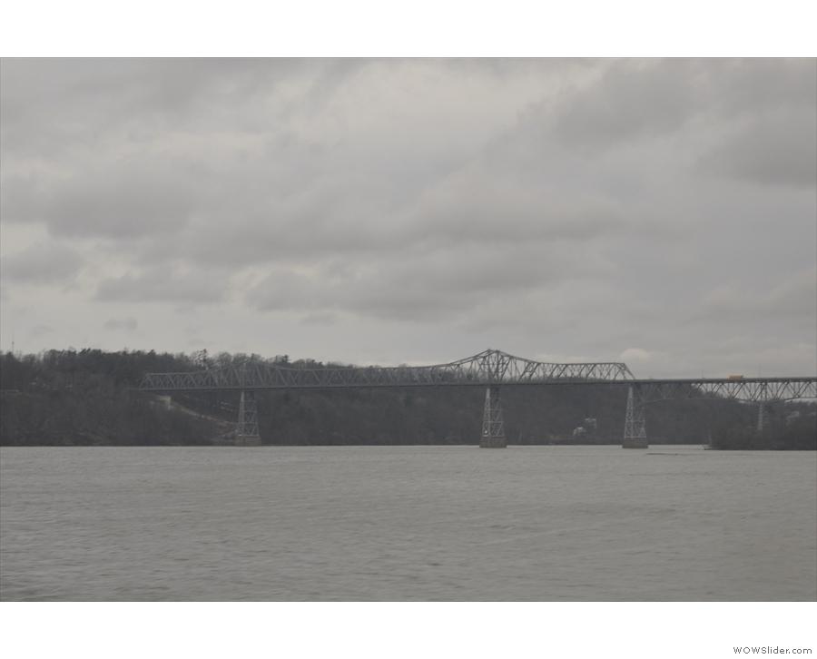 ... Rip Van Winkle Bridge.