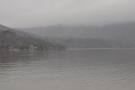 The width of the river varies quite dramatically north of the Tappan Zee Bridge...