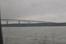 Another bridge, this time the Kingston-Rhinecliff Bridge. Such dull names.
