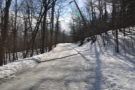 Mt Royal is very accessible though, with several trails and roads ringing it.