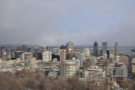 Here's downtown Montreal and McGill University again...