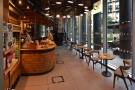 January: the welcoming interior of Notes, King's Cross in London.