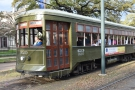 The streetcars (this is going the other way) date from the 1920s.