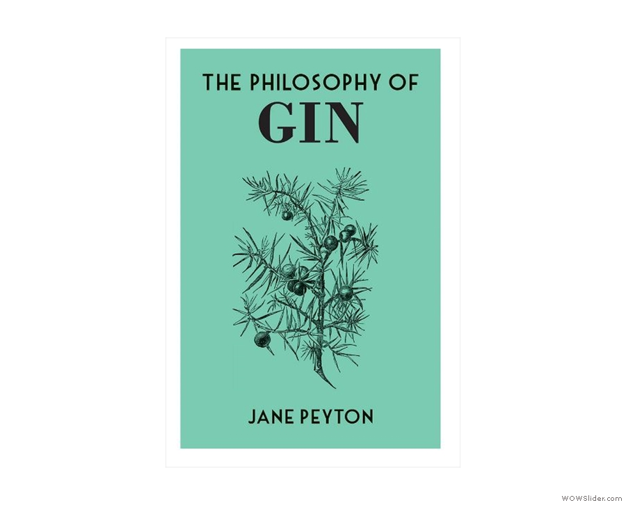 ... The Philosophy of Gin...