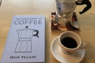 Another perfect gift (in my biased opinion) is my book, The Philosophy of Coffee...