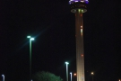 ... while a little further on is the Tower of the Americas, a useful landmark.