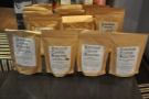 Bradley, from Horsham Coffee Roaster, supplied us with lots of coffee...