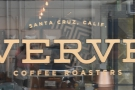 One of several Verve Coffee Roasters in Japan, this is in the city of Kamakura.