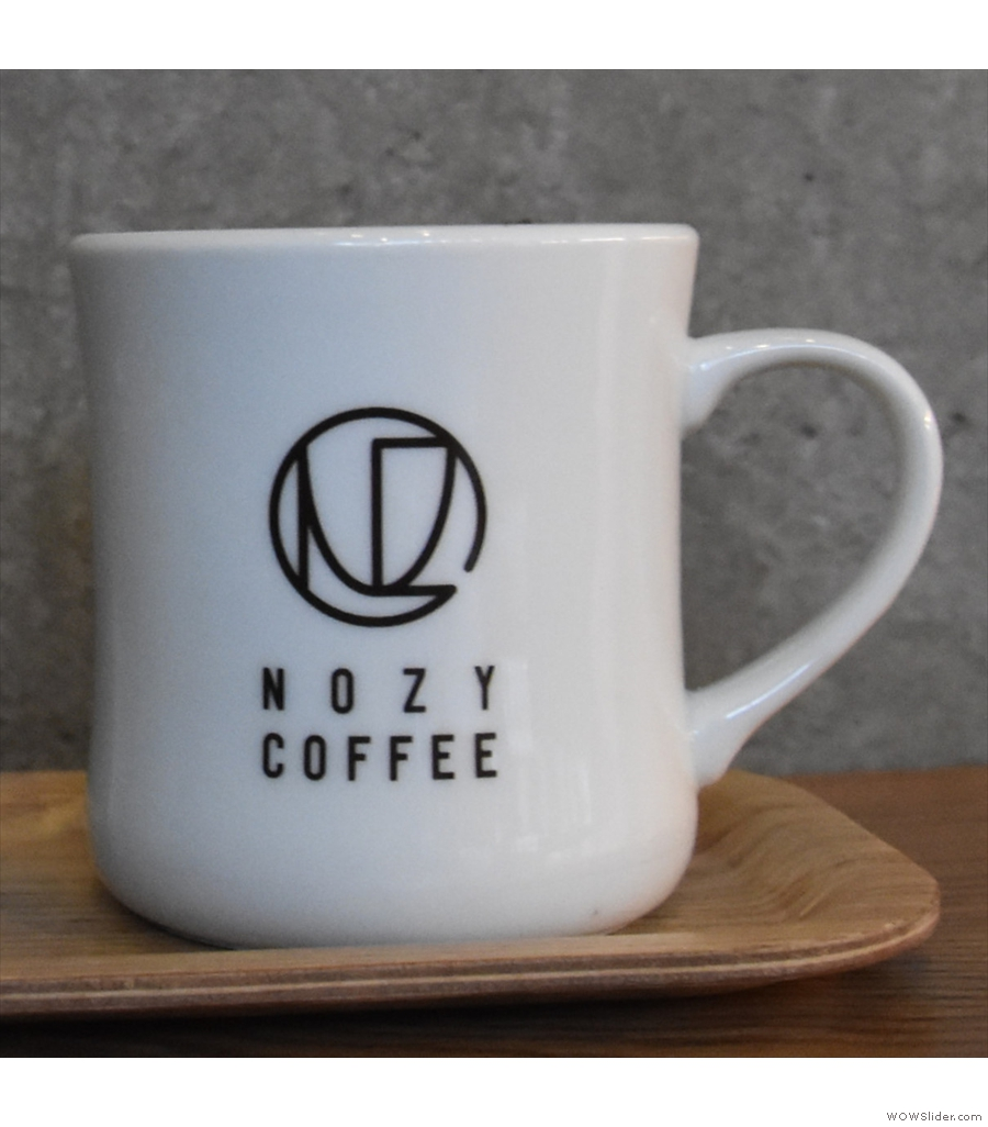 The first genuine basement on our shortlist is Nozy Coffee in Tokyo (now sadly closed).