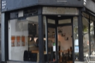 And on the other side of West Brompton station, it's Black Rabbit Speciality Coffee.