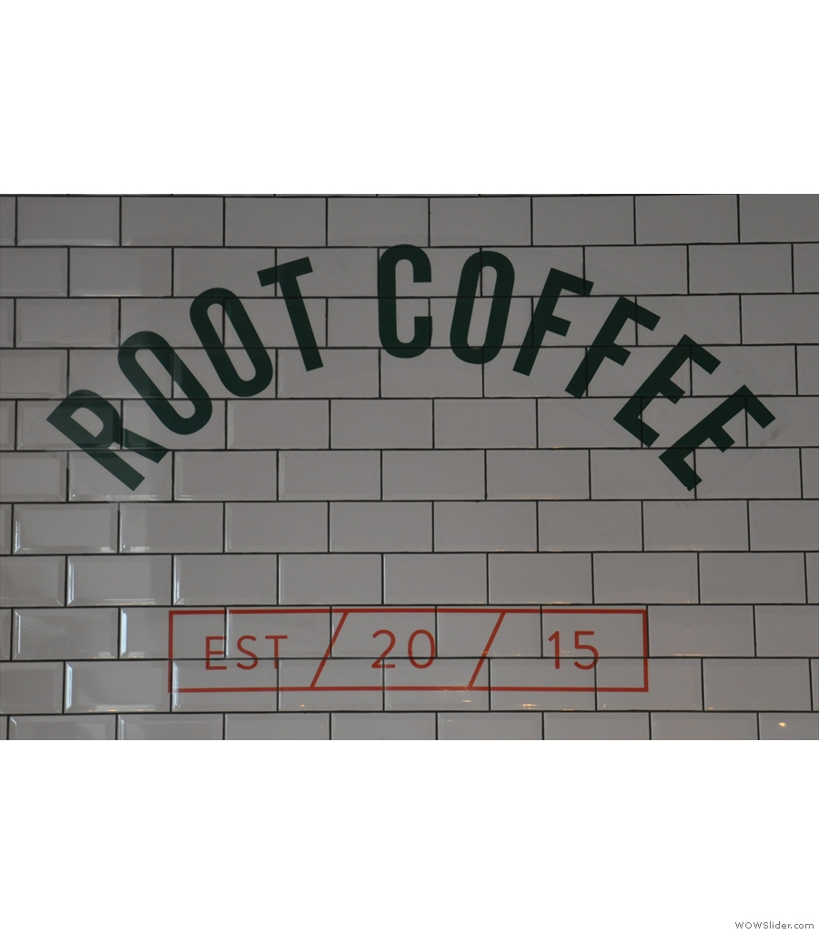 Liverpool's Root Coffee is another with a large outdoor seating area on the street.