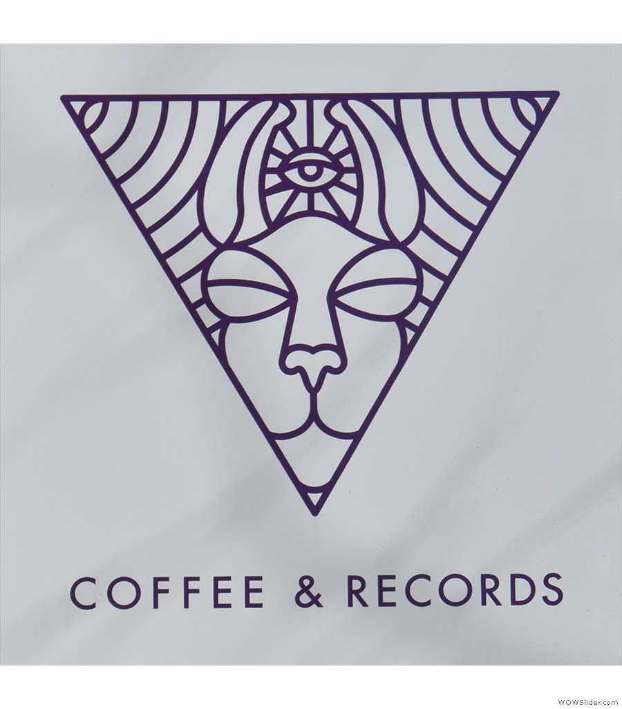 Purple Llama served me a lovely, sweet, well-balanced Colombian Martir from SEY.