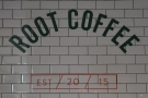 I had another naturally-processed coffee, a Hutwe from the DRC, at Root Coffee.