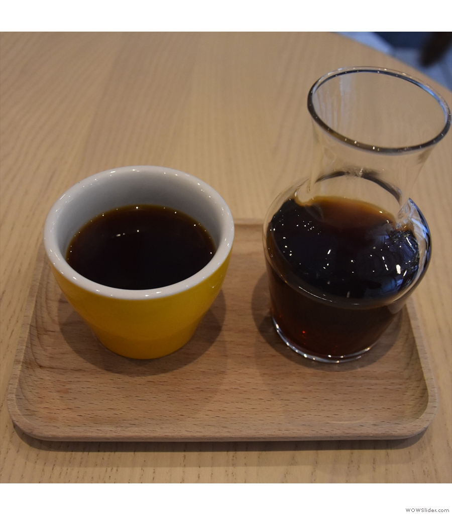 Staying in the UK for the rest of the shortlist, there's Ngopi in Birmingham...
