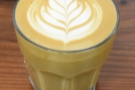 Let's get started back in January in San Jose with Chromatic Coffee.