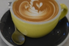 Back in the UK, I had some awesome flat whites from The Flower Cup in Chester.