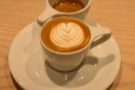 ... which is followed by another one-and-one from Verve Coffee Roasters, Palo Alto.