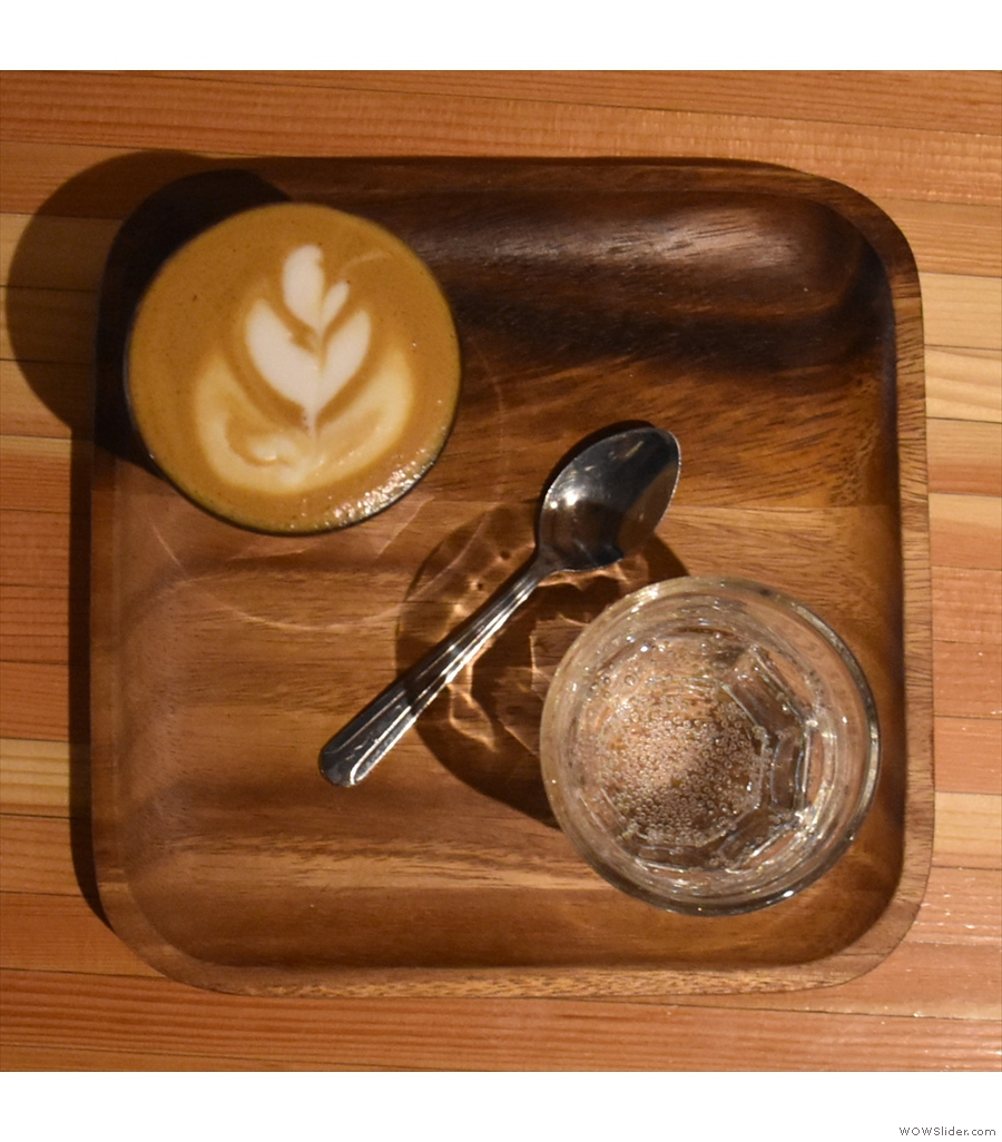 Let's get started with Press Coffee and its glorious new coffee shop/roastery in Phoenix.