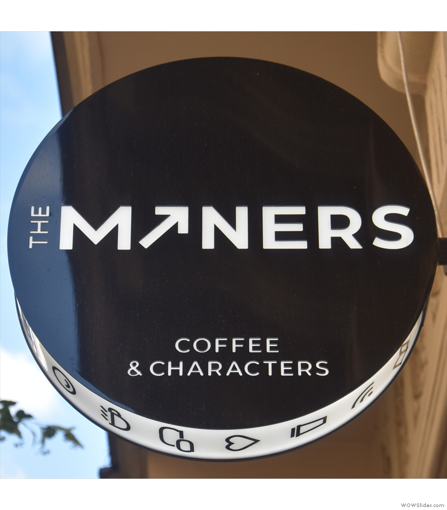 The Miners Coffee & Characters, a modern, Scandi-inspired fit out in Prague.