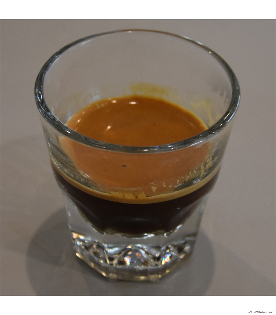 We'll start in Arizona with multi-roaster, Driftwood Coffee Co.