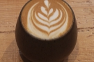 Back in the UK, it's another multi-roaster, Whaletown Coffee Co.