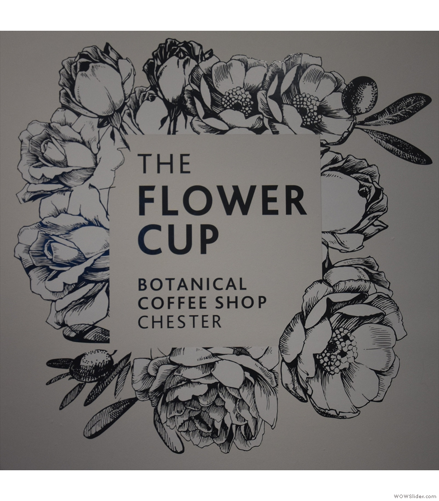 The Flower Cup in Chester, leading the way in terms of opening safely during COVID-19.