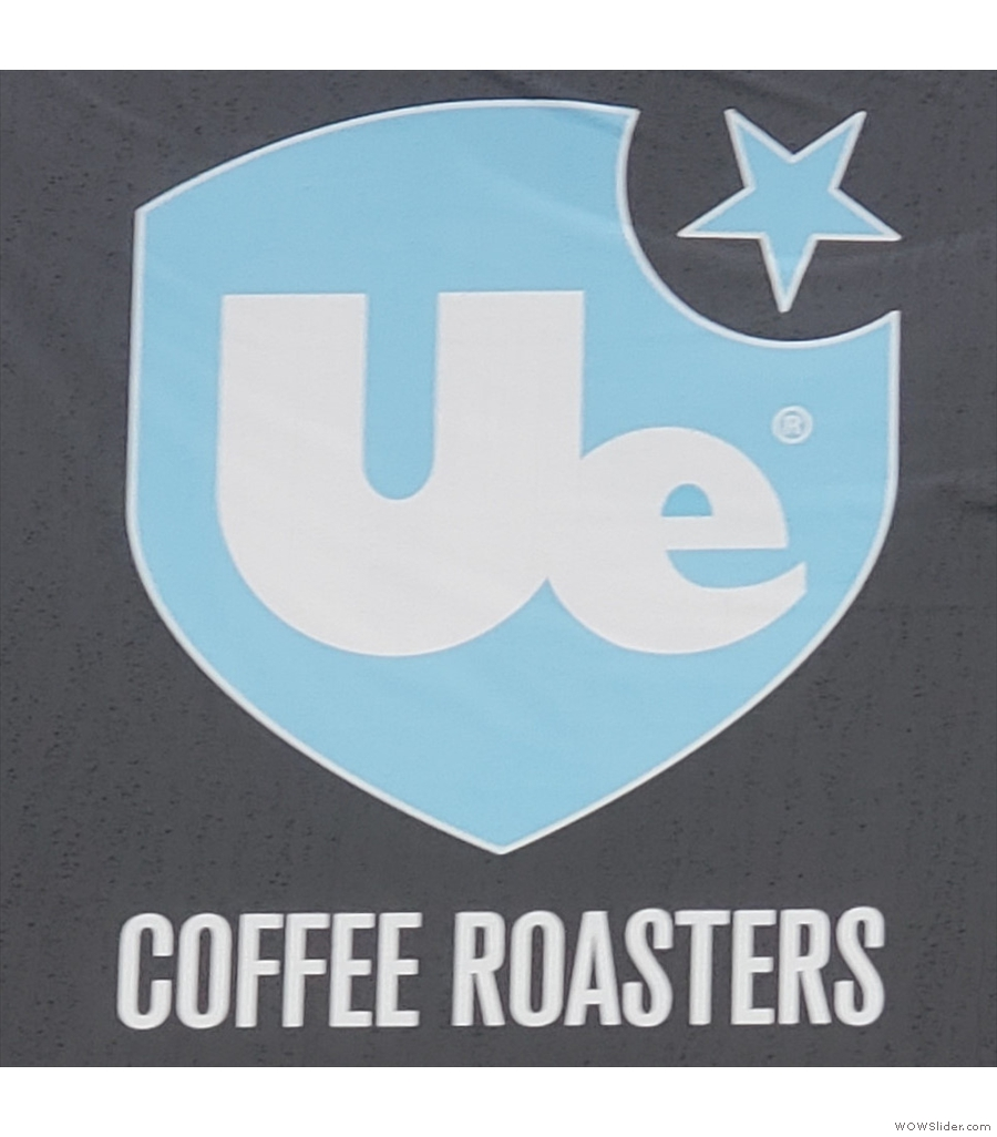 Ue Coffee Roasters, the UK's only wood-fired speciality coffee roaster.
