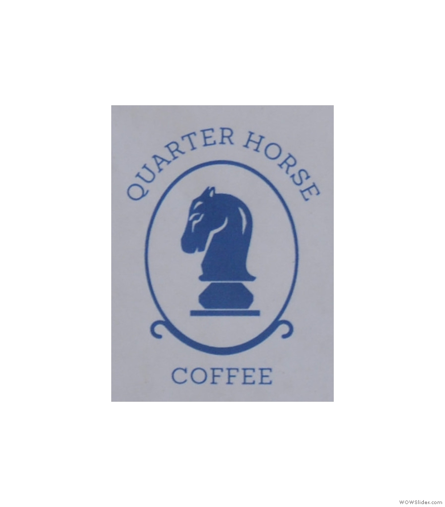 Quarter Horse Coffee, serving up this year's Best Espresso.