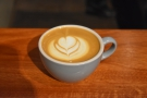 My first (speciality) coffee in New Orleans, not counting what I made for breakfast!
