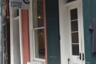 From here it was a short way to my first stop, Spitfire Coffee, which is just a block...
