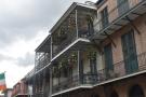... plenty of wrought-iron balconies...