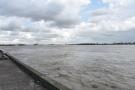 Instead I set off walking downstream...