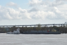 ... French Quarter, to indulge in one of my favourite passtimes, watching the ships go by.