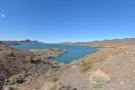 Looking, as best I can, the length of Lake Havasu to the north.