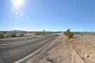 However, I stopped to have a look around. This is a 180 degree panorama, looking west.