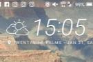 I arrived at Twentynine Palms, and, since I'd crossed into California, I got an hour back!