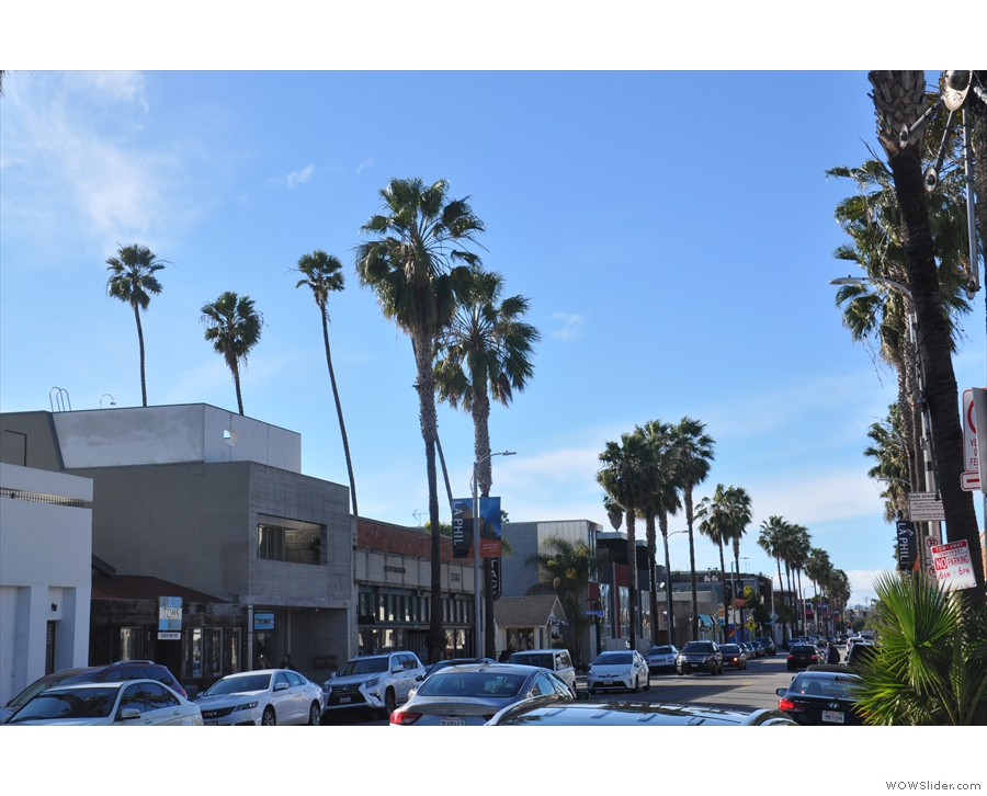 Then it was back in the car and down to Venice Beach and Abbot Kinney Boulevard...