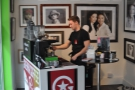 2013 saw Guildford's first dedicated speciality coffee shop: Guerra's pop-up espresso bar.